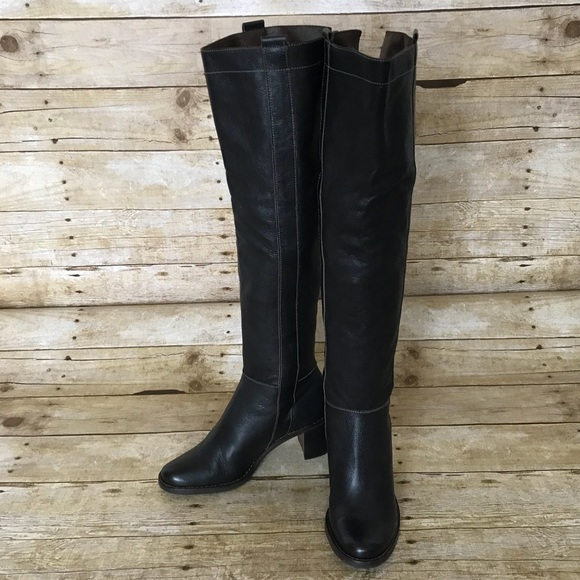 e2ab8be9c Matisse Shoes   Lexi Dark Brown Overtheknee Boots   Poshmark